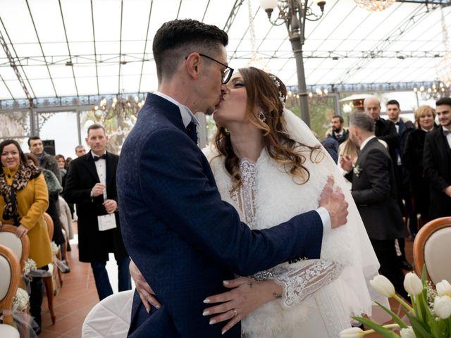 Il matrimonio di Pierfrancesco e Lorena a Grottaglie, Taranto 18