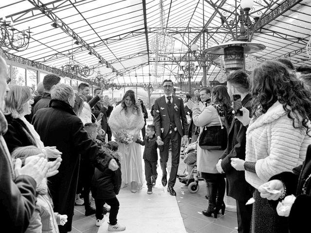Il matrimonio di Pierfrancesco e Lorena a Grottaglie, Taranto 19
