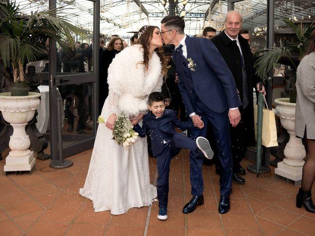 Il matrimonio di Pierfrancesco e Lorena a Grottaglie, Taranto 20