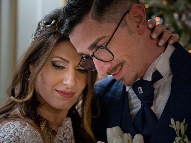Il matrimonio di Pierfrancesco e Lorena a Grottaglie, Taranto 24