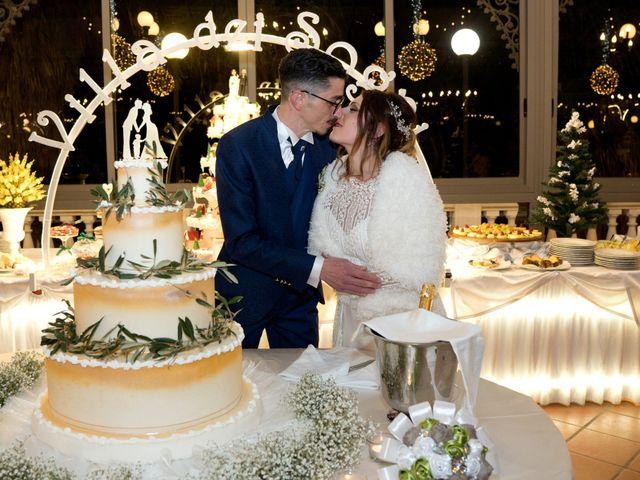 Le nozze di Lorena e Pierfrancesco