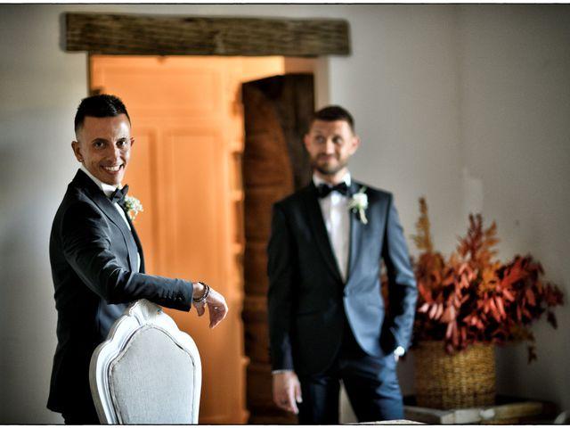 Il matrimonio di Massimo e Mauro a Viterbo, Viterbo 6