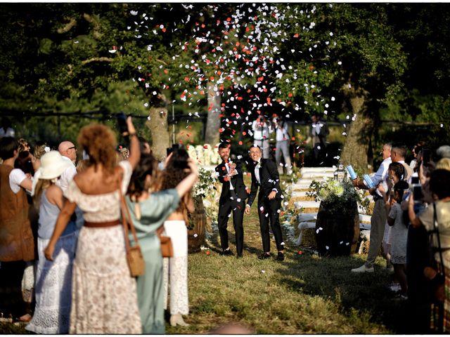 Il matrimonio di Massimo e Mauro a Viterbo, Viterbo 12