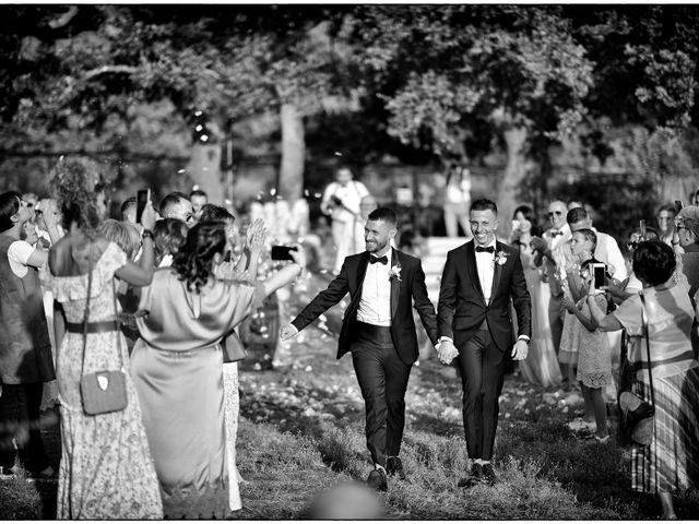 Il matrimonio di Massimo e Mauro a Viterbo, Viterbo 13