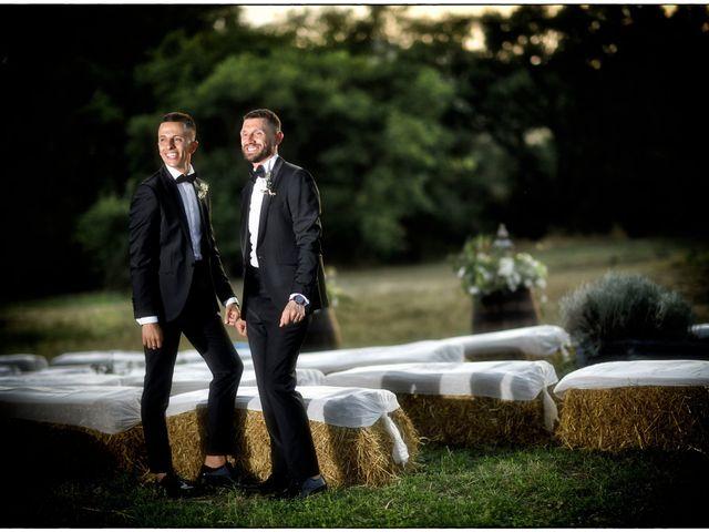 Il matrimonio di Massimo e Mauro a Viterbo, Viterbo 17