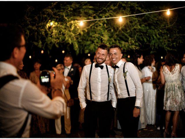 Il matrimonio di Massimo e Mauro a Viterbo, Viterbo 21