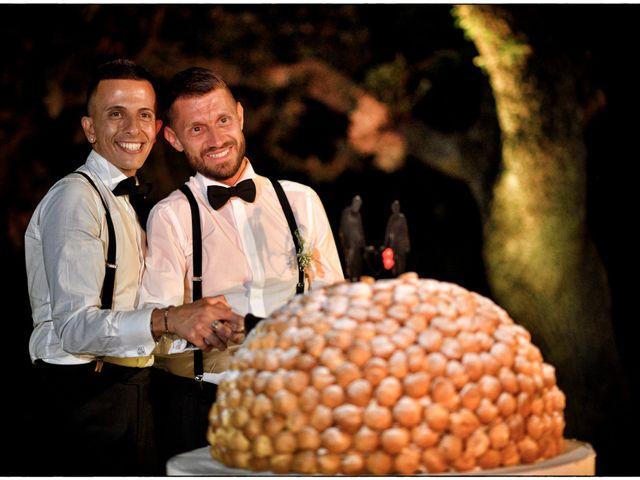 Il matrimonio di Massimo e Mauro a Viterbo, Viterbo 22