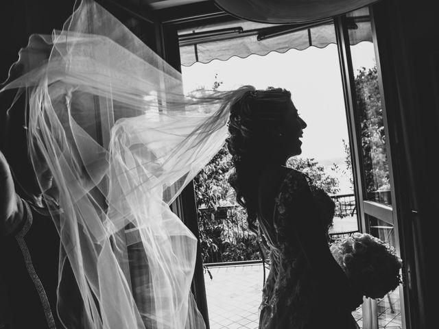 Il matrimonio di Andrea e Veronica a Eupilio, Como 19
