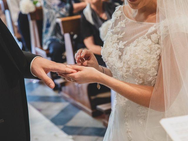 Il matrimonio di Andrea e Veronica a Eupilio, Como 25