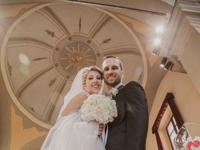 Il matrimonio di Andrea e Veronica a Eupilio, Como 33
