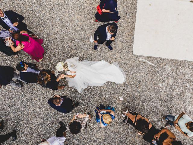 Il matrimonio di Andrea e Veronica a Eupilio, Como 34