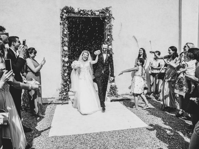Il matrimonio di Andrea e Veronica a Eupilio, Como 35