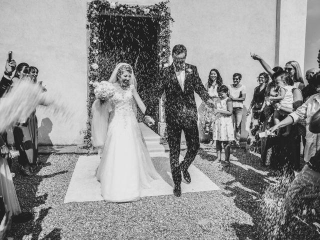Il matrimonio di Andrea e Veronica a Eupilio, Como 36