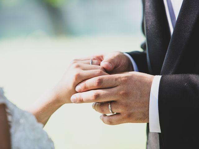 Il matrimonio di Andrea e Veronica a Eupilio, Como 39
