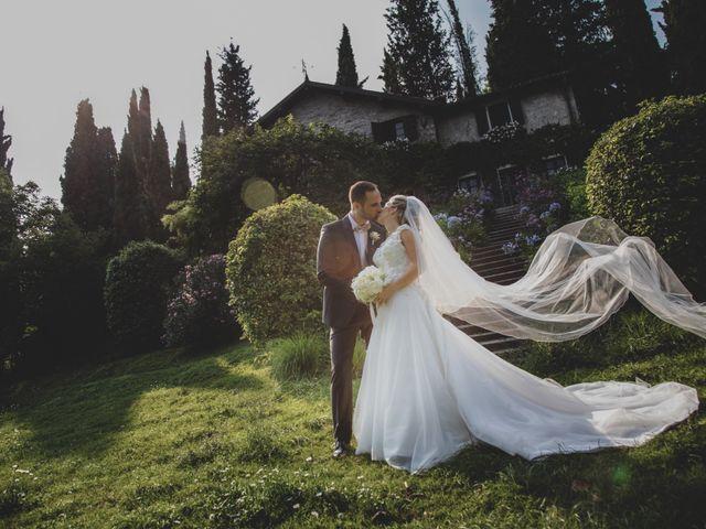 Il matrimonio di Andrea e Veronica a Eupilio, Como 43