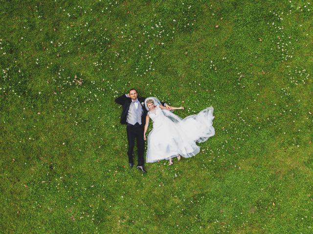 Il matrimonio di Andrea e Veronica a Eupilio, Como 47