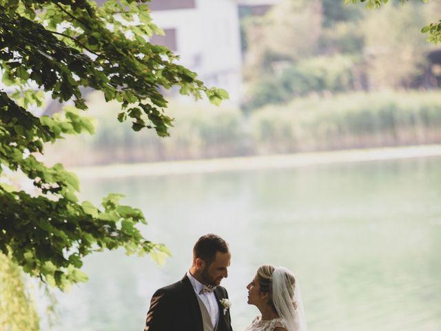 Il matrimonio di Andrea e Veronica a Eupilio, Como 49