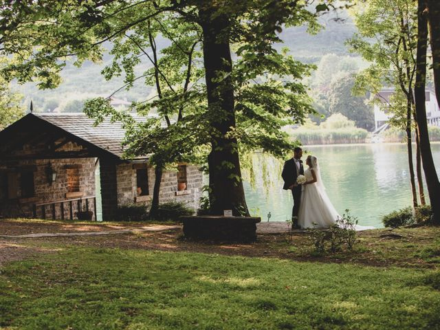 Il matrimonio di Andrea e Veronica a Eupilio, Como 50