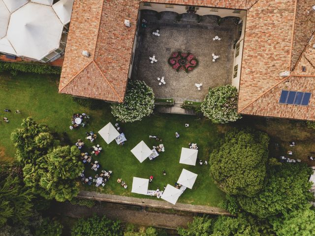 Il matrimonio di Andrea e Veronica a Eupilio, Como 54
