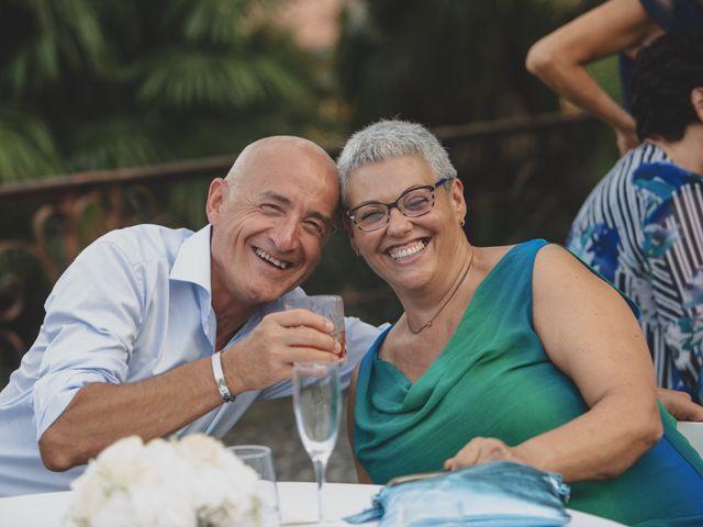 Il matrimonio di Andrea e Veronica a Eupilio, Como 60