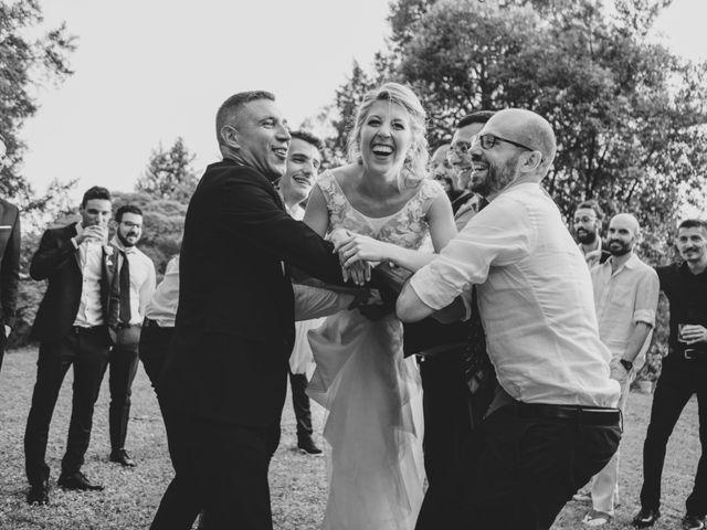 Il matrimonio di Andrea e Veronica a Eupilio, Como 66