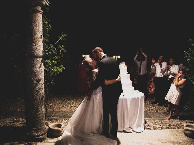 Il matrimonio di Andrea e Veronica a Eupilio, Como 74