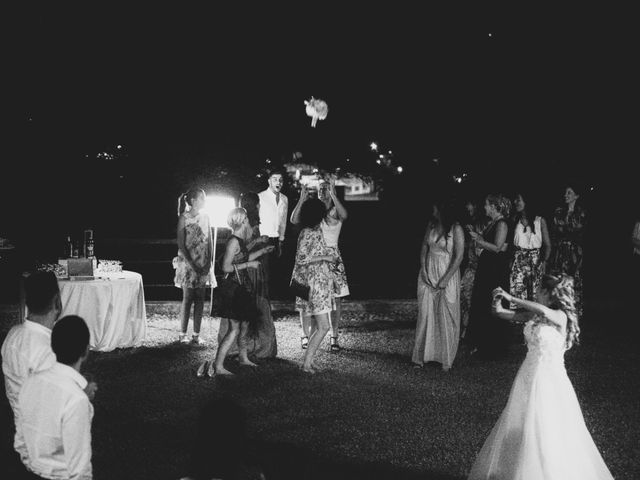Il matrimonio di Andrea e Veronica a Eupilio, Como 75