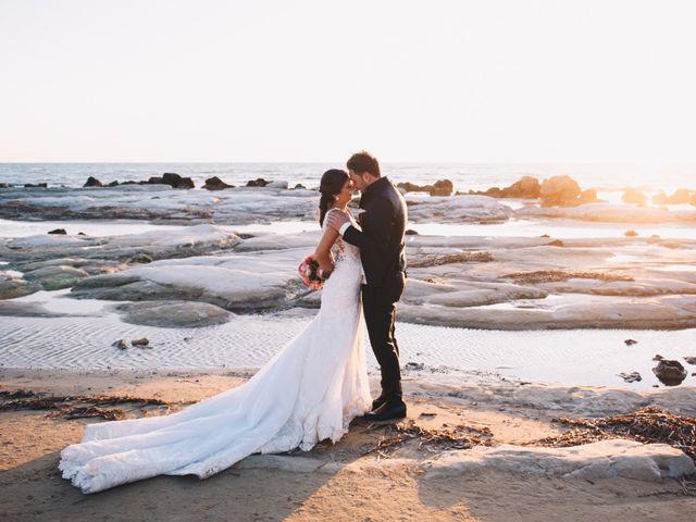 Il matrimonio di Salvo e Stefania a Licata, Agrigento 2