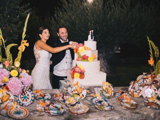 Il matrimonio di Salvo e Stefania a Licata, Agrigento 105