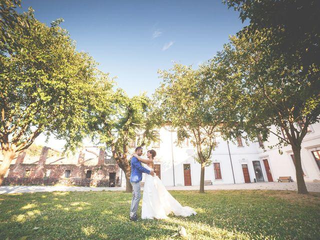 le nozze di Katiuscia e Giuseppe