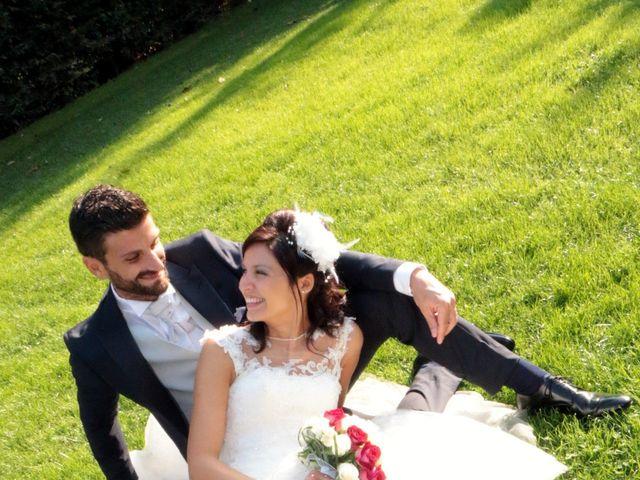 Il matrimonio di Antonio e Arianna a Novara, Novara 15