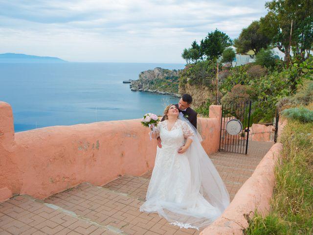 Il matrimonio di Piero e Maria Laura a Messina, Messina 69