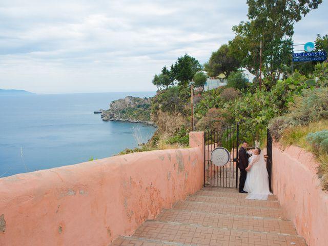 Il matrimonio di Piero e Maria Laura a Messina, Messina 70