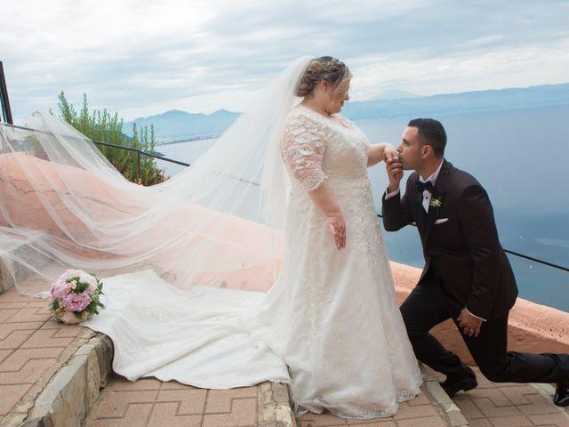 Il matrimonio di Piero e Maria Laura a Messina, Messina 73