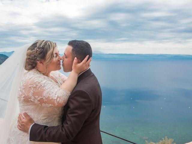 Il matrimonio di Piero e Maria Laura a Messina, Messina 74