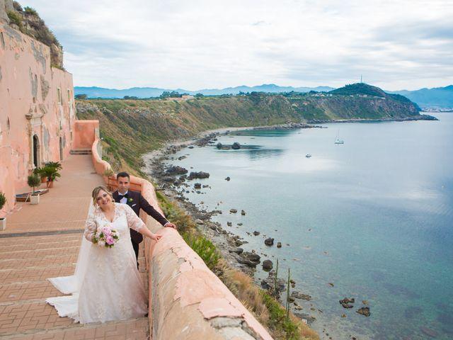Il matrimonio di Piero e Maria Laura a Messina, Messina 76