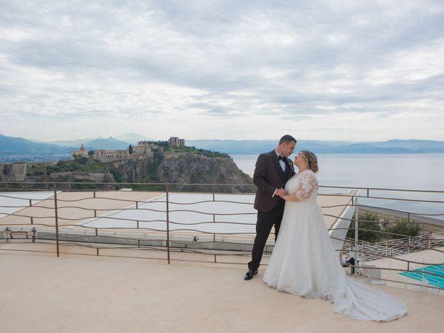 Il matrimonio di Piero e Maria Laura a Messina, Messina 86