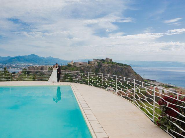 Il matrimonio di Piero e Maria Laura a Messina, Messina 91