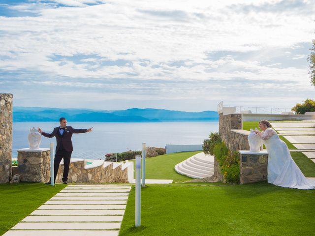 Il matrimonio di Piero e Maria Laura a Messina, Messina 105