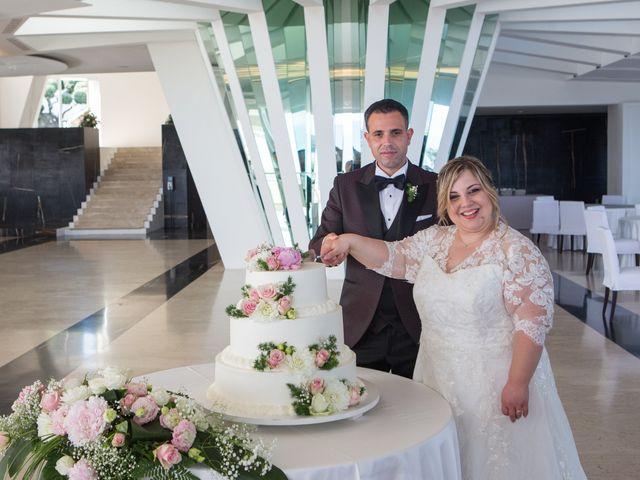 Il matrimonio di Piero e Maria Laura a Messina, Messina 112