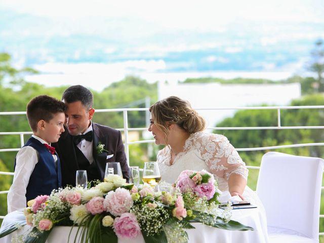 Il matrimonio di Piero e Maria Laura a Messina, Messina 126