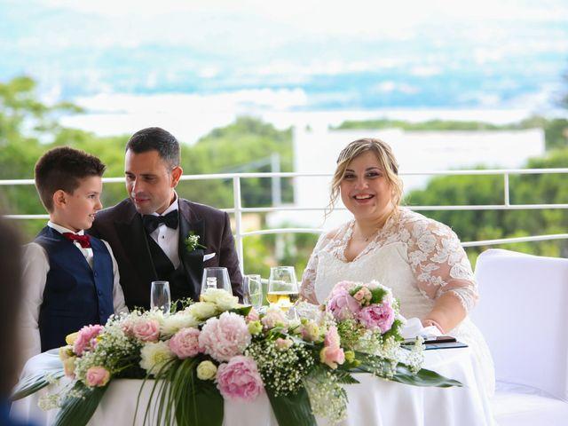 Il matrimonio di Piero e Maria Laura a Messina, Messina 127