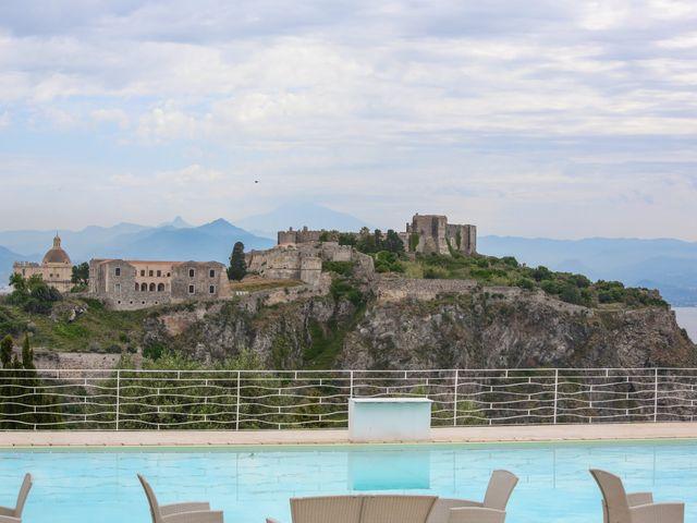 Il matrimonio di Piero e Maria Laura a Messina, Messina 131