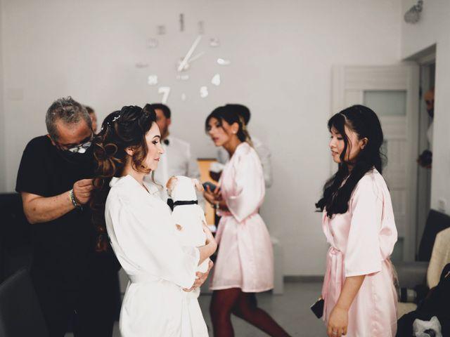 Il matrimonio di Marina e Anthony a Alcamo, Trapani 10