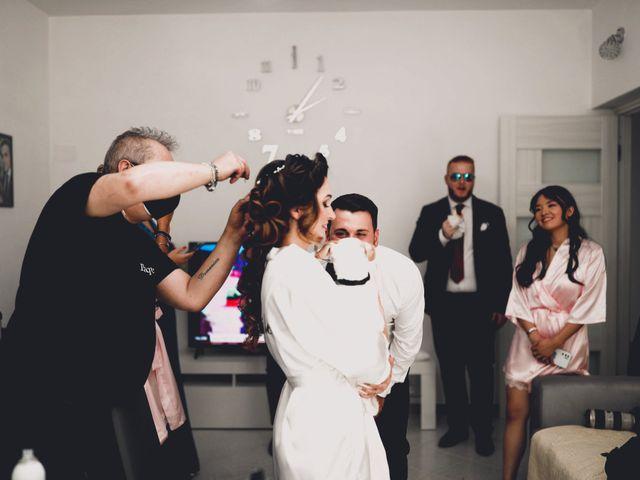 Il matrimonio di Marina e Anthony a Alcamo, Trapani 11