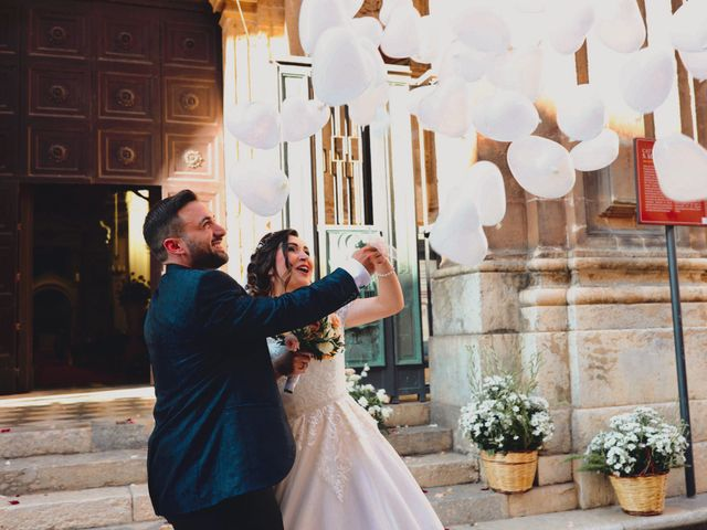 Il matrimonio di Marina e Anthony a Alcamo, Trapani 16