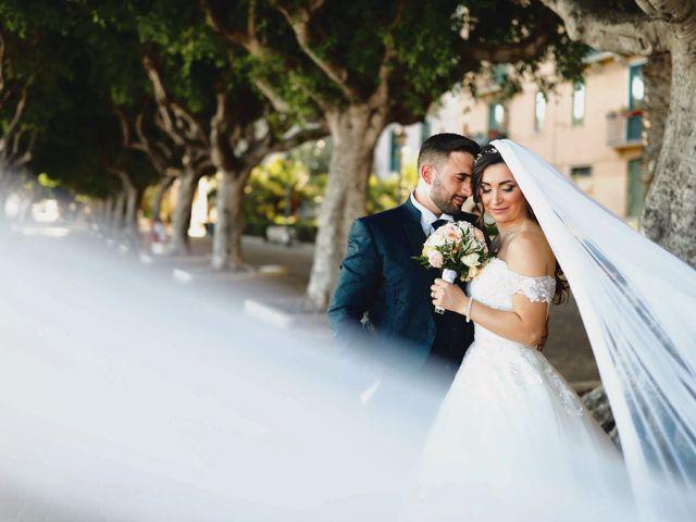 Le nozze di Anthony e Marina