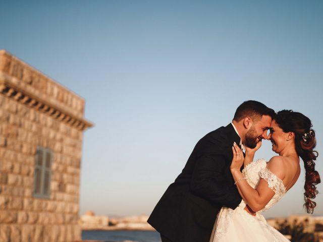 Il matrimonio di Marina e Anthony a Alcamo, Trapani 17