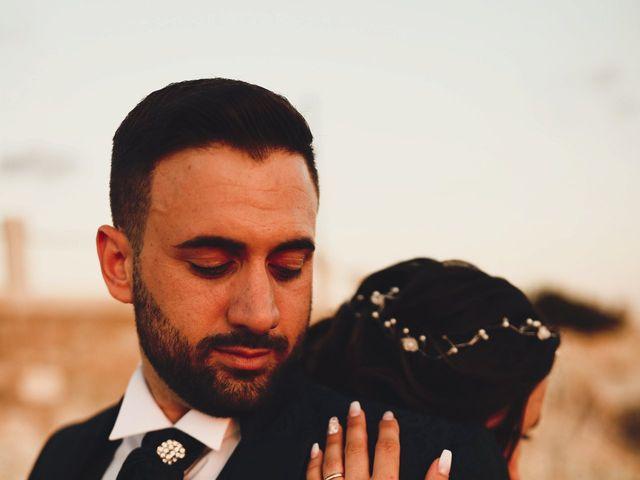 Il matrimonio di Marina e Anthony a Alcamo, Trapani 20