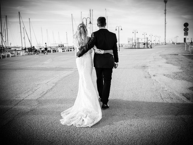 Il matrimonio di Alessandro e Martina a Senigallia, Ancona 6